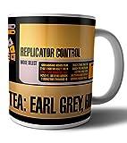 Star Trek: The Next Generation–Captain Picard Tee Earl Grey Hot Tasse