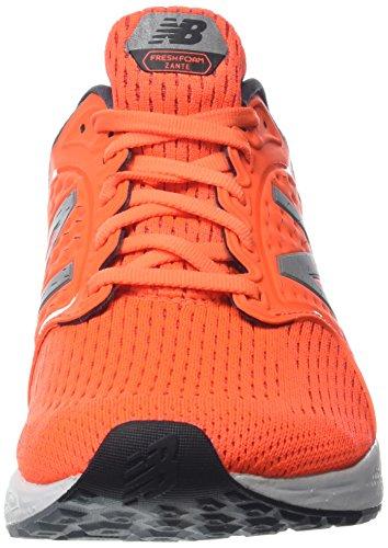 New Balance Fresh Foam Zante V4, Scarpe Running Uomo Arancione (Orange)