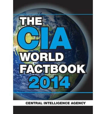 [(The CIA World Factbook 2014)] [Author: Central Intelligence Agency] published on (November, 2013)