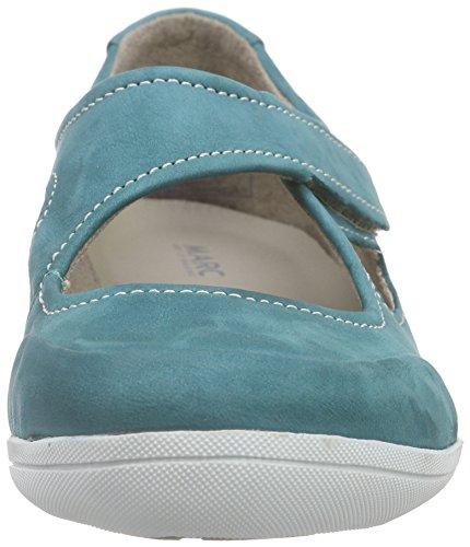 Marc Shoes Katja Damen Slipper Grün (lagoon 592)