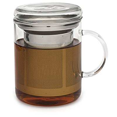 Adagio Teas 14. Verre Mug et Infuseur par Adagio thés