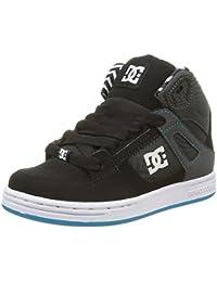 DC Shoes Rebound KB, Zapatillas Altas Para Niños