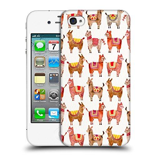 Offizielle Cat Coquillette Alpaka Tiere Ruckseite Hülle für Apple iPhone 7 / iPhone 8 Alpaka