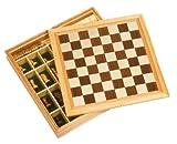 Goki 56953 - Spiele-Set Schach