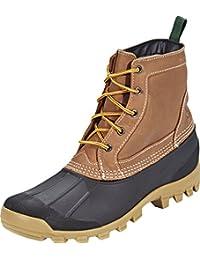 Hanwag Yukon, Zapatos de High Rise Senderismo para Hombre, Marrón (Erde Brown), 44 EU amazon-shoes el-negro Velcro