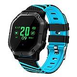Meisijia 1 Pollice OLED Schermo Fitness Tracker Contapassi Sonno Test Chiamata di promemoria Intelligente Orologio Bluetooth
