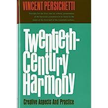Twentieth–Century Harmony