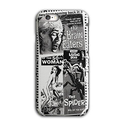 Jahrgang Horror Film Böse Film iPhone 6 / 6S Hülle | Wellcoda