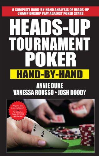 Heads Up Tournament Poker (English Edition)