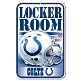 Wincraft NFL Indianapolis Colts Locker Room Schild