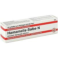 Hamamelis Salbe N 50 g preisvergleich bei billige-tabletten.eu