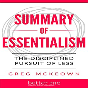 Essentialism the disciplined pursuit of less download