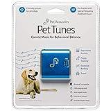 Pet Tunes Canine calmante Musica Bluetooth per Cani, Blu, 3W