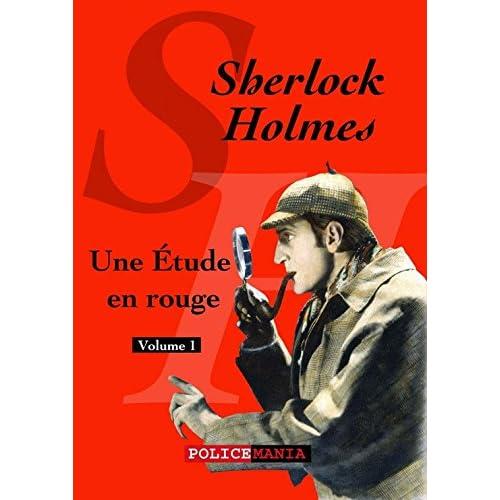 Une Étude en rouge: Sherlock Holmes, volume 1