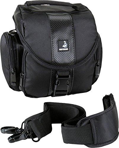 Sac de haute qualité pour appareil photo bridge et appareils photo système adaptées pour Panasonic DMC-FZ72 DMC-FZ200 DMC-FZ300 DMC- FZ1000 Sony DSC-H300 DSC-HX300V DSC-HX400V DSC-HX60 Nikon coolpix B500 B700 L840 et bien plus