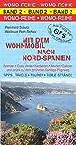 Mit dem Wohnmobil nach Nord-Spanien (Womo-Reihe) - Reinhard Schulz