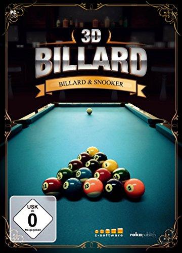 3D Billard - Billard & Snooker (PC)