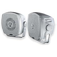 Fusion MS-BX402 Altavoces para Náutica, Unisex Adulto, Blanco, Talla Única