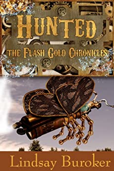Hunted (The Flash Gold Chronicles, #2) (English Edition) von [Buroker, Lindsay]