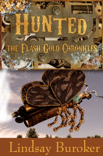 Hunted (The Flash Gold Chronicles, #2) (English Edition)