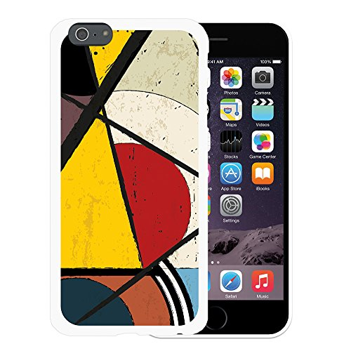 iPhone 6 Plus | 6S Plus Hülle, WoowCase Handyhülle Silikon für [ iPhone 6 Plus | 6S Plus ] Hawaii Big Waves Surf Rider Handytasche Handy Cover Case Schutzhülle Flexible TPU - Transparent Housse Gel iPhone 6 Plus | 6S Plus Transparent D0119
