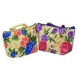Kuber Industries Women Mini Handbag In S...
