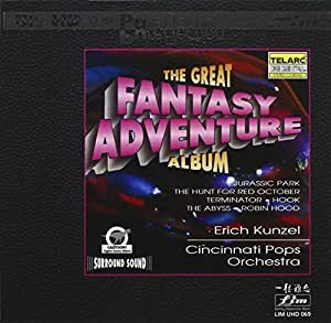 Great Fantasy Adventure Album