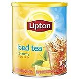 Product Image of Lipton Iced Tea Natural Lemon Makes 10 Quarts. 714g