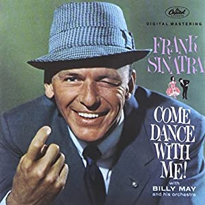 Frank Sinatra -  Come Dance with Me - Capitol 1987