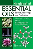 Image de Handbook of Essential Oils: Science, Technology, and Applications, Second Edition