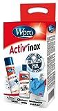 Wpro INX004 Panni umidi/asciutti e liquido per la pulizia dell'apparecchiatura