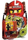 LEGO Ninjago 2112 - Cole