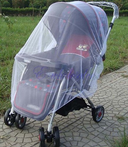 mosquito-net-stroller-infants-baby-safe-mesh-white-bee-insect-bug-cover