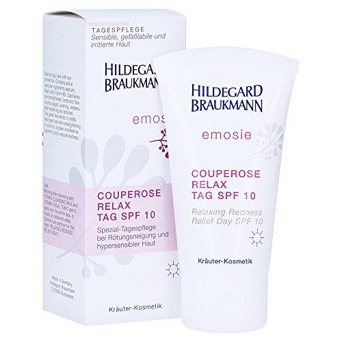 Hildegard Braukmann Emosie Women, Relaxing Redness Relief Day, 1er Pack (1 x 50 ml)