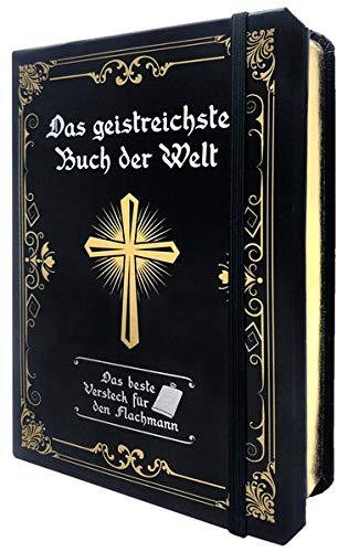 Kostüm Flasche Schnaps - Das geistreichste Buch der Welt: Das beste Versteck für den Flachmann