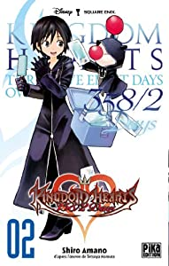 Kingdom Hearts 358/2 Days Edition simple Tome 2