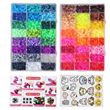 ExcLent 9600Pcs 5Mm 48Colors Diy Fuse Beads Water Sticky Magic Aqua Beads Art Craft Toys For Kids Adults