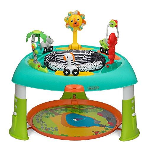 Infantino Sitzen, Drehen, Stehen 360° Spieltisch