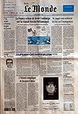 MONDE (LE) [No 15933] du 18/04/1996 - L'ETAT RACHETE A THOMSON SES PARTS DU LYONNAIS...