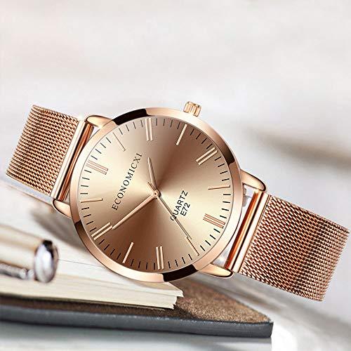 Uhren Damen Uhrenarmband Uhr Frauen Mode Strass Armbanduhr Damen Kleid Analog Uhr Quarzuhr Luxus Armband Exquisit uhr ABsoar
