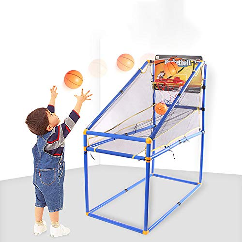 Instag Basketballkorb kindersport Basketball Set Set kindersport basketballkorb Spielzeug Indoor Mini mobil schießstand Spielzeug mit Zwei Kugeln