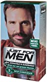 Just For Men Colour Gel For Beards, Moustaches And Sideburns Natural Dark Brown-Black