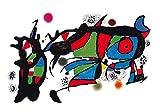 Joan Miró Poster/Kunstdruck Obra de Joan Miro 100 x 70 cm