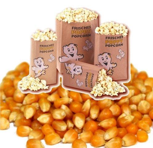 Popcorn-Mais 2,5 KG Popcornmais auch für die Pfanne