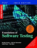 Foundation Of Software Testing: ISTQB Certification by Graham (2012-01-01)