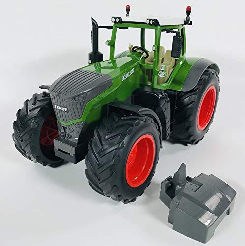 RC Auto kaufen Traktor Bild 4: BUSDUGA RC Ferngesteuerter Traktor FENDT 1050 Vario 1:16 - 2,4Ghz, inkl. Batterien - Sound - RTR (Ready-to-Run) Sofort Spielbereit - Lizenz NACHBAU*