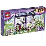 La casa de Emma de LEGO