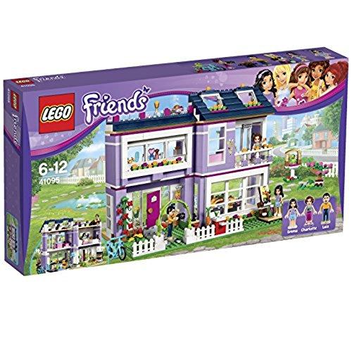 LEGO Friends 41095 - Emma\'s Familienhaus