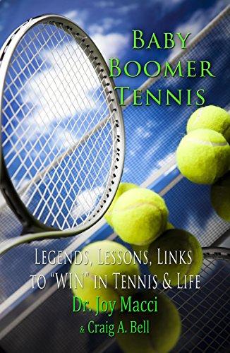 Baby Boomer Tennis (English Edition) por Joy Macci