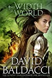 Front cover for the book The Width of the World by David Baldacci